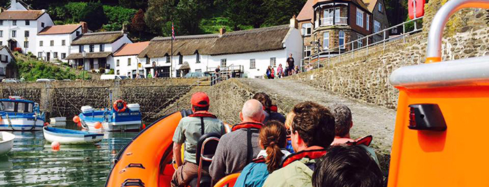 2 Hour Waterfall, Seal & Exmoor Safari to Lynmouth