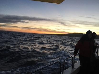 1.5 Hour Sunset Mackerel Trip