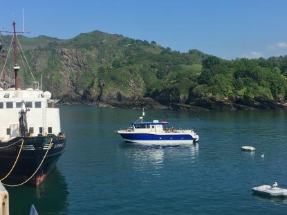 1/2 Hour Coastal Cruise on our Catamaran